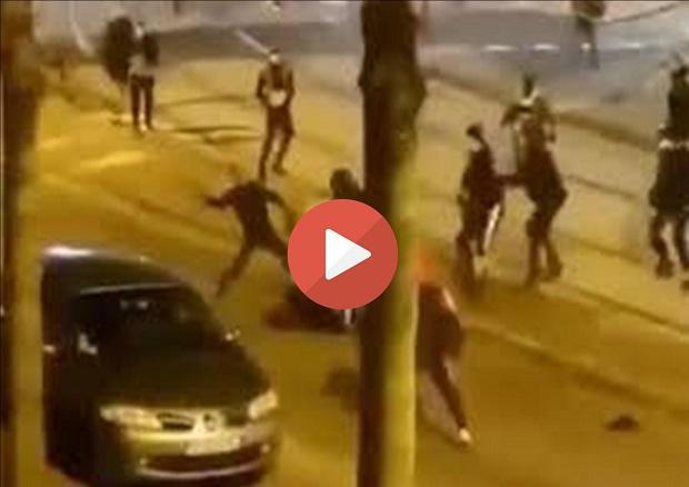 (VIDEO)Francuska: Umalo linčovan jer je hteo da vrati ukraden motor svog sina