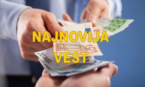 Francuska: Novčana pomoć za građane će biti uplaćena 15. i 16. decembra