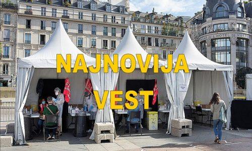 Pariz: Masovno testiranje svih građana posle praznika