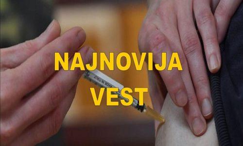 Pozitivan na Kovid-19, šest dana nakon što je primio vakcinu Pfizer