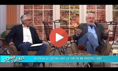 """(VIDEO) Prof. Nestorović bez dlake na jeziku: """"Dokažite da su kafići leglo zaraze"""""""