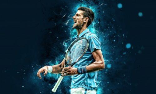 Magnifique. La 300e semaine de Djokovic en tête de la liste ATP