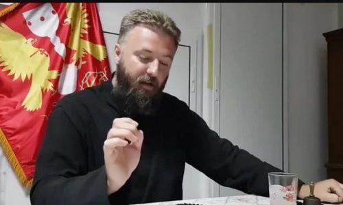 (VIDEO)Otac Predrag objasnio čemu još maska može da posluži