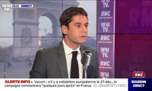Francuska: Vlada računa na 15 miliona vakcinisanih građana pre leta