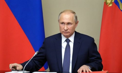 Putin: Dok sam ja na čelu Rusije, samo mama i tata a ne roditelj 1 i 2