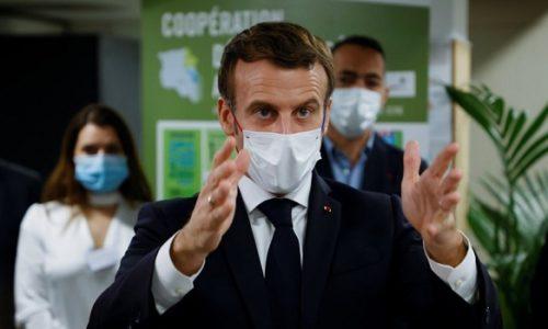 Počela vakcinacija u Francuskoj. Predsednik Makron poslao snažnu poruku