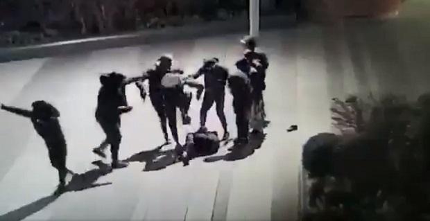 """(VIDEO)Brutalno prebijanje mladića u Parizu: """"…hladno mi je, ne želim da umrem…"""""""