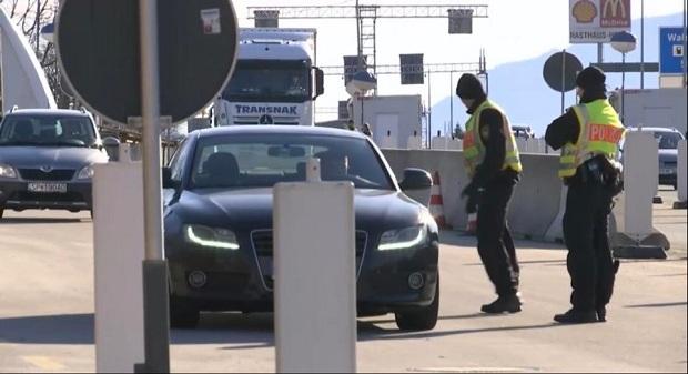 Nemačka policija vraća Srbe sa granice. Nije dovoljan ni PCR test