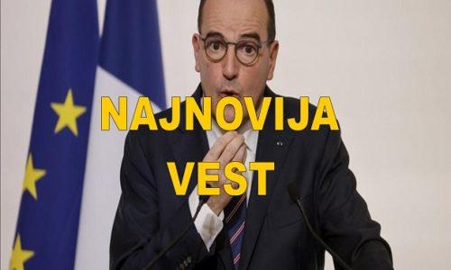 FRANCUSKA: PREMIJER OBJAVIO NOVE MERE