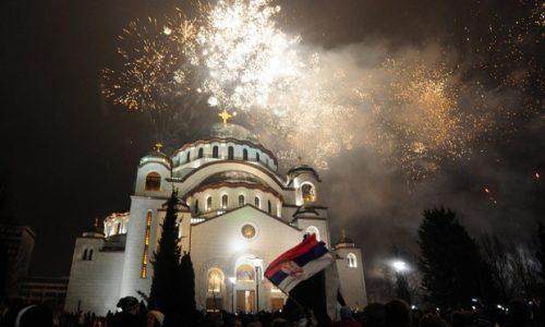 Ce soir, les Serbes célèbrent le nouvel an serbe