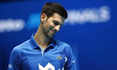 Djokovic sera en quarantaine pendant deux semaines à partir d'aujourd'hui