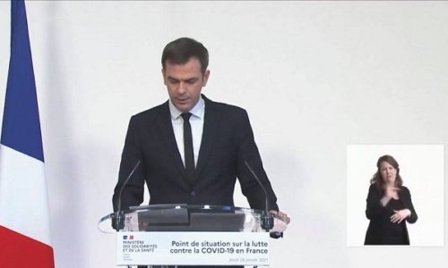 Francuska: Ministar zdravlja, Olivier Veran, obratio se građanima