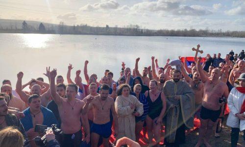 Obaveštenje o plivanju za časni krst ove godine