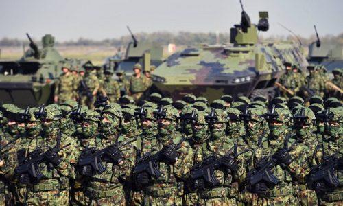 Nouvelle liste mondiale: la Serbie est la puissance militaire la plus puissante de la région