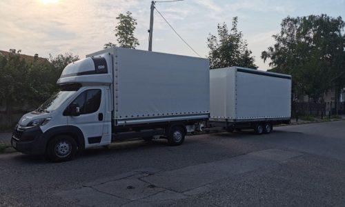 """""""Trans solution"""" – prevoz carinske i bescarinske robe do željene adrese (Srbija, Francuska)"""