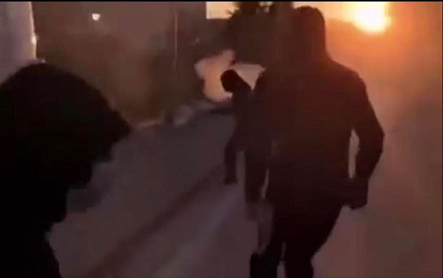 Snimak napada na policiju koji potresa Francusku